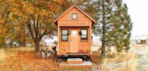 The Tiny House в Канаде