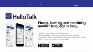 HelloTalk Language Exchange
